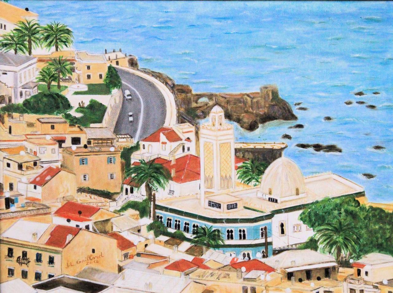 Quartier Saint Eugène Alger