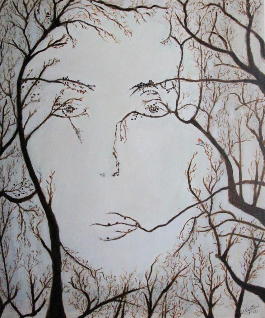 Regard sur la forêt
