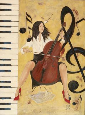Notes violoncelle